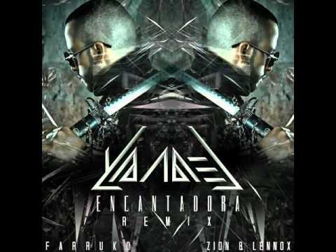 Letra Encantadora (Remix) Yandel Ft Farruko y Zion y Lennox