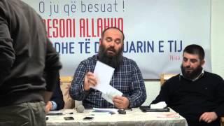 Provokimet në Facebook - Hoxhë Bekir Halimi dhe Hoxhë Ahmed Kalaja
