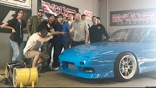 Nonton BLUEJZ Nissan 240SX DYNO DAY! - The Quest For 500HP! Film Subtitle Indonesia Streaming Movie Download