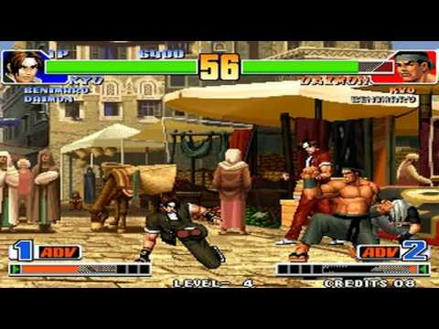 Classic NeoGeo Fighter 'The King of Fighters '98' Heading to Mobile Soon