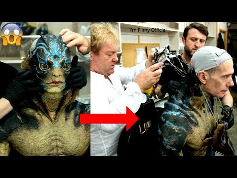 The Shape of Water Behind the Scenes & VFX Breakdown - 2018