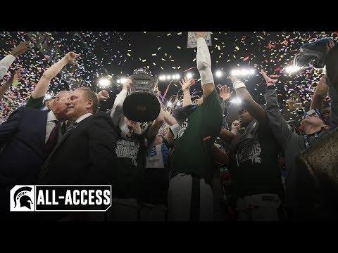 Michigan State Men's Basketball | 2019 Big Ten Tournament Spartans All-Access