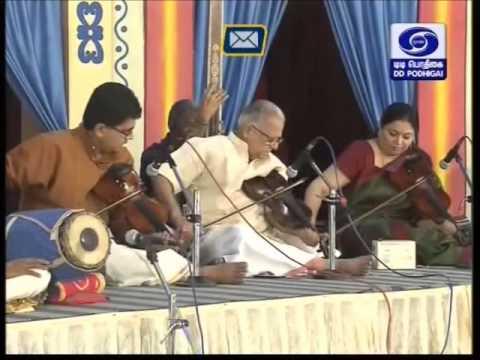 T N Krishnan Violin 03 YadukulaKambhoji hecerika gaa T