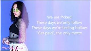 Download Lagu Noah Cyrus - We Are... ft. MØ (Audio + Lyrics) Mp3