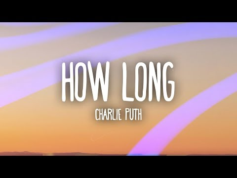 Video Charlie Puth – How Long (Lyrics / Lyric Video) download in MP3, 3GP, MP4, WEBM, AVI, FLV January 2017