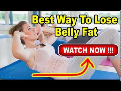 Quick Weight Loss : How To Burn Belly Fat Fast!!