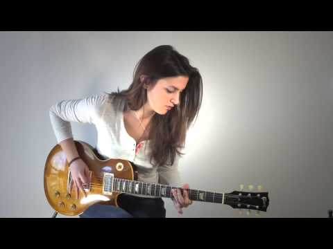 Testing My New Gibson Les Paul - In The Style Of Joe Bonamassa