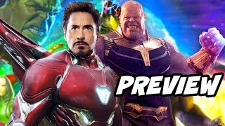 Download Video Avengers Infinity War Preview and New Trailer Details MP3 3GP MP4
