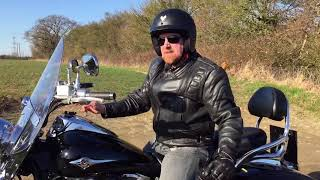 9. KAWASAKI VN1600 CUSTOM  RIDE BY & REVIEW MARK SAVAGE
