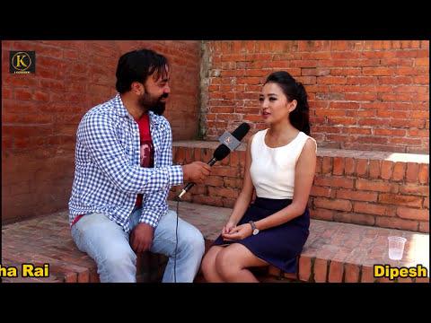 (Bhimphedi Guys लाइ दिलमा सजाएको छु Interview With Alisha...  10 min.)