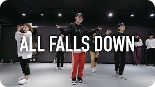 Video All Falls Down - Alan Walker / Beginner's Class MP3, 3GP, MP4, WEBM, AVI, FLV Maret 2018