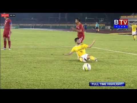 Ceres Negros FC vs Boeung Ket 9-0 - All Goals & Highlights - AFC Cup - 13/02/2018