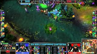 Invisible Pink ward? - Pink ward OP -  SHR VS EDG - S4 Worlds LoL MomentsLeague of Legends LCS HighlightsLike us on Facebook : http://on.fb.me/1k7FA5oFollow us on Twitter : http://bit.ly/1pFYvk4Google+ : http://bit.ly/1rGSdDCIf you want to see more League of legends highlights, Please hit the subscribe button for more entertainment. :)Partner with Freedom! ➜ http://www.freedom.tm/via/LoLLCSHighlights07 - Be free.Get more views!➜ http://www.freedom.tm/grow - Grow with us.Become a network!➜ http://www.freedom.tm/network