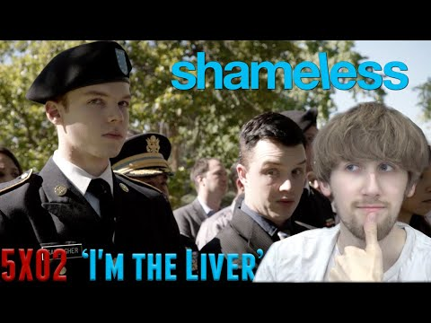 Shameless Season 5 Episode 2 - 'I'm the Liver' Reaction