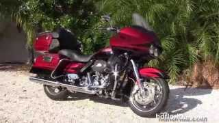 8. Used 2013 Harley Davidson CVO Road Glide Ultra Motorcycles for sale