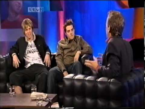 busted - Busted's Matt Willis and James Bourne - Frank Skinner interview.