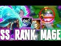 AOV: LILIANA BEST RANKED MAGE (SS RANK) | Arena of Valor Builds ROV