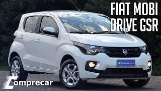 Avaliação Fiat Mobi Drive GSR 2018