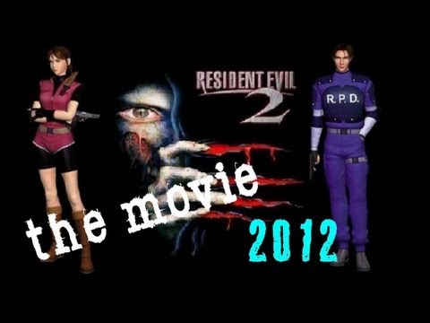 ᴴᴰ Resident Evil 2: The Game Movie (Full Movie) 2012