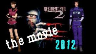 Resident Evil 2 The Movie (Full Movie) Part 1/1 - 2012 (HD 1080p)