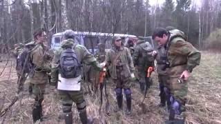 """Репортаж о деятельности поискового отряда """"Вымпел"""""""