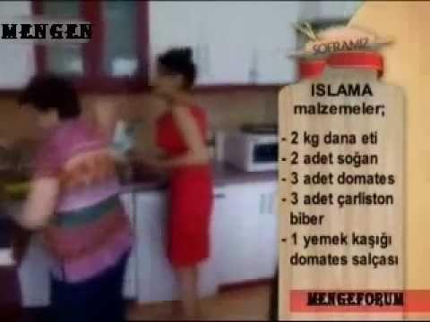 2.bülüm soframız programı star tv mengende sükriye hanımın yemek tarifleri