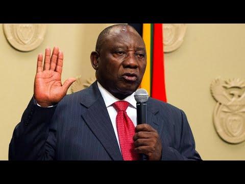 Neuer Präsident Südafrikas: Mandelas Erbe