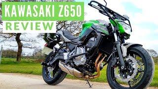 9. 2019 Kawasaki Z650 Review