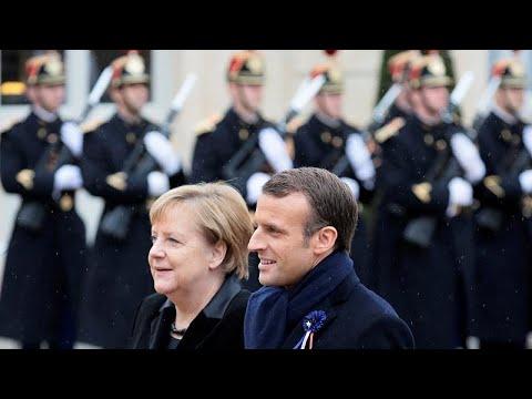Μακρόν: « Ο εθνικισμός είναι η προδοσία του πατριωτισμού» …