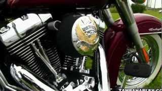 8. 2009 HARLEY-DAVIDSON SOFTAIL DELUXE FLSTN @ Harley-Davidson of Tampa Florida