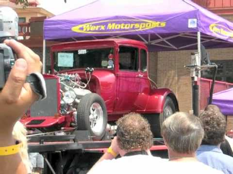 A dyno run almost results in disaster