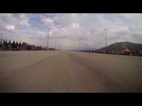 nissan gtr drag race