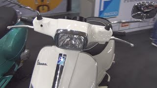 6. Piaggio Vespa S 50 2T Exterior and Interior