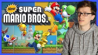 New Super Mario Bros. (Series)   What's New is Old - Scott The Woz