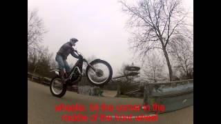 6. Trial jump slow motion de-weight
