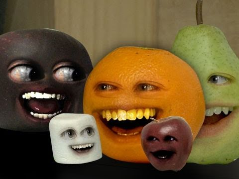Annoying Orange Knife Theme Song Annoying Orange - Them...