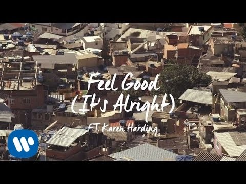Blonde feat. Karen Harding - Feel Good (It's Alright)