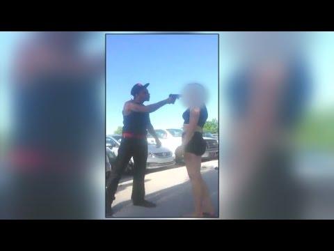 Man caught pistol-whipping woman at Albuquerque park
