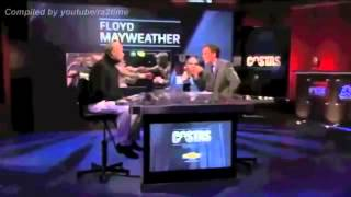 FLOYD MAYWEATHER JR. IS SCARED OF MANNY PACQUIAO! FLOYD EXPOSED! FLOYD MAYWEATHER EXCUSES!