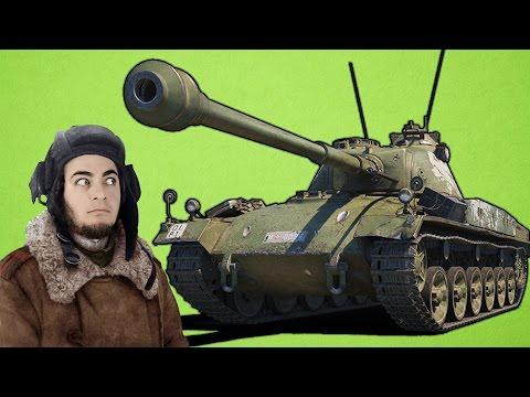 Tankların Büyük Dünyası - World of Tanks
