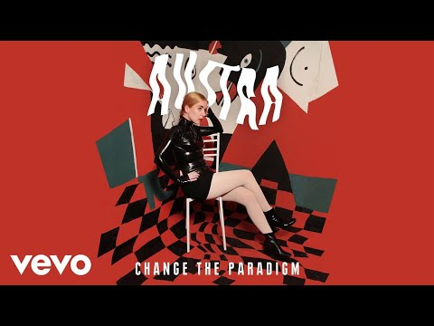 AUDIO: AUSTRA - 'Change The Paradigm'