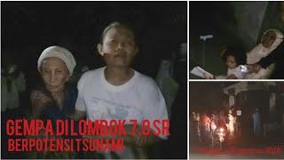 Video Detik-detik Lombok GEMPA LAGI! 7.0 SR! Potensi TSUNAMI! Minggu, 05 Agustus 2018 #prayforlombok MP3, 3GP, MP4, WEBM, AVI, FLV Agustus 2018