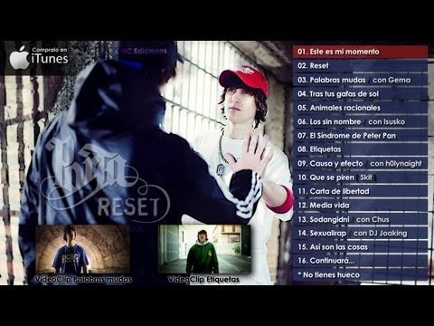Porta - Reset Disco completo [2012]