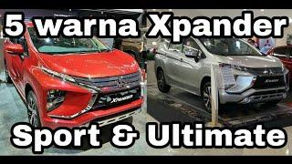 Video Lima warna xpander || xpander sport & xpander ultimate MP3, 3GP, MP4, WEBM, AVI, FLV Oktober 2017
