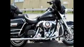 4. 2008 Harley Davidson FLHTC Electra Glide Classic