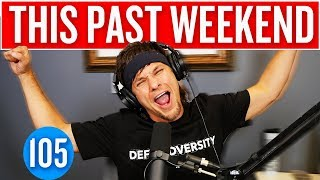 Halfway to Christmas | This Past Weekend #105