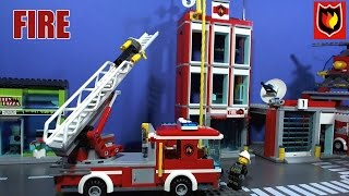 Video LEGO CITY FIRE FILMS MP3, 3GP, MP4, WEBM, AVI, FLV November 2018