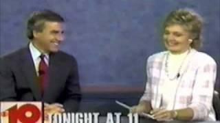 WCAU TV Channel 10 Newsbreak (version 1) - 1990