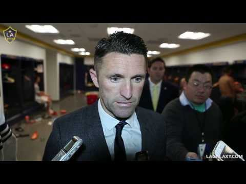 Video: Keane vs Real Salt Lake | POSTGAME
