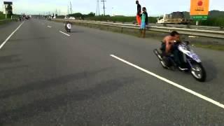 Marota racing tubazo pa carlos de los rios